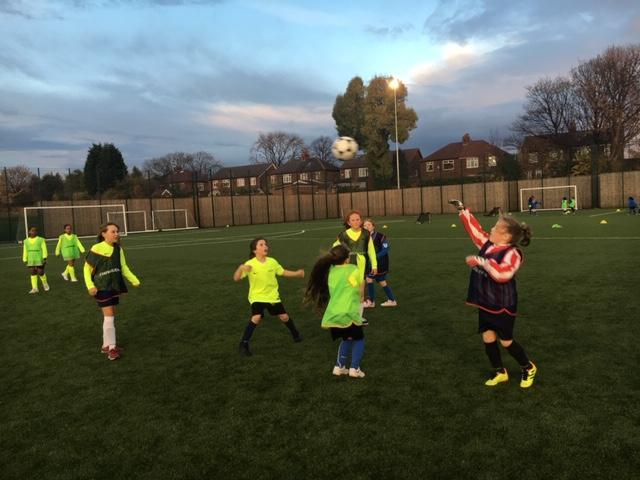 Year 3/4 Football Festival at The Armitage Centre.