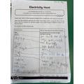 Electricity hunt