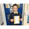 Star of the week Award