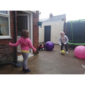 Exercise - kicking skills