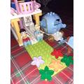 Benjamin's Lego Challenge