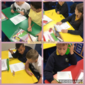 We are finding descriptive words in a piece of text.