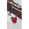 Snow Play :)