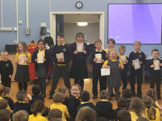 Star of the Week Awards