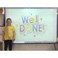 Heat Teacher's award