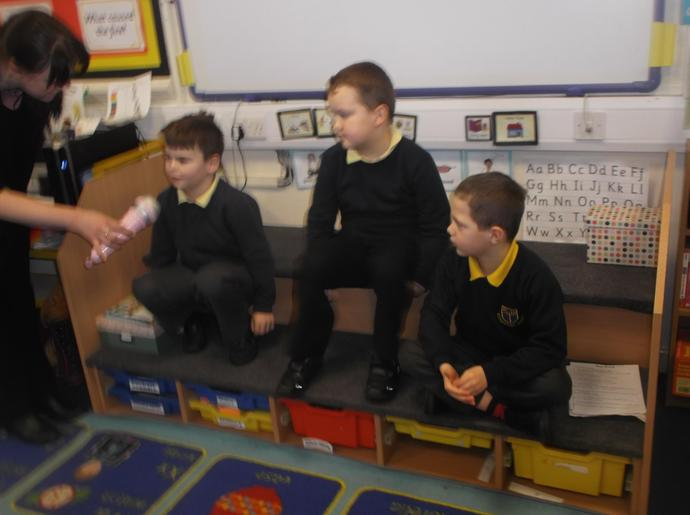 Role play to enhance writing