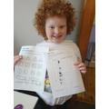Super fractions Rebecca