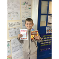 Star of the week and reader of the week