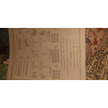 Scarlett's maths work