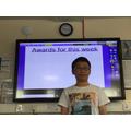 Head Teacher Award