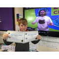 Headteacher's Award and Statement to live by award