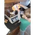 Benjamin baking