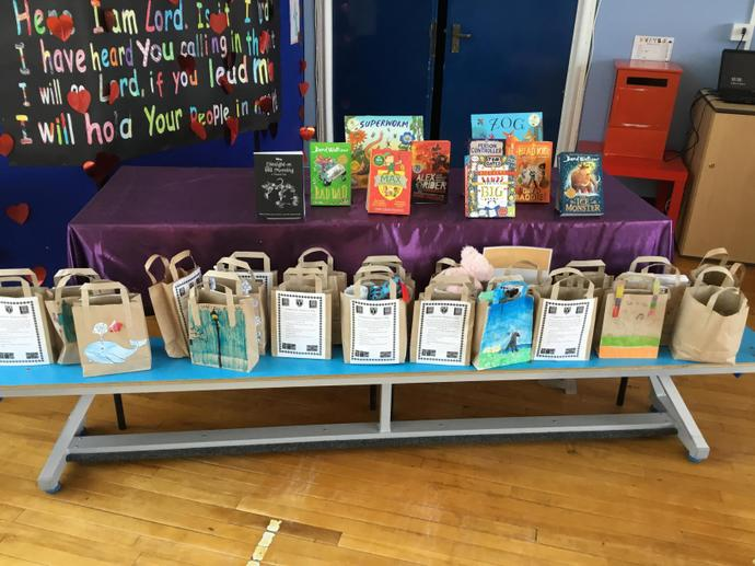 World Book Day - Book in a bag competition