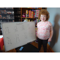 Rebecca - maths