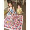 Love a good game of Snakes and Ladders!