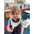 Millie's Egyptian Necklace