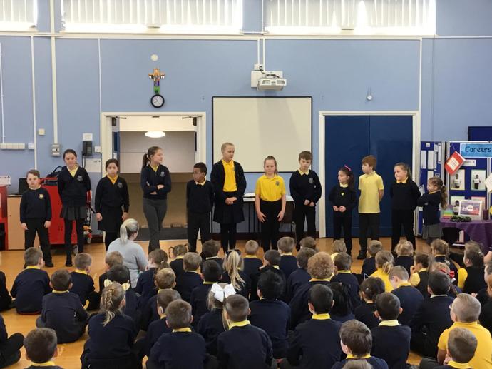 Head Teacher's Awards