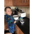 Great baking Elliot