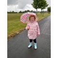 Rainy fun