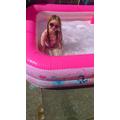 Sunny days = paddling pools