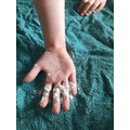 Hand washing experiment