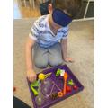 Sensory box - What am I?