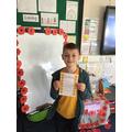 Star Award and Head teacher's Award