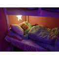 Rebecca's new bunk bed