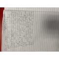 Korban diary entry