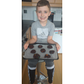 Scrumptious cookies - yummy!