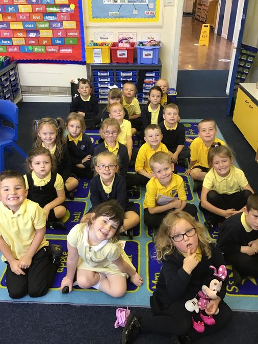 All of our children in class 2 are special!