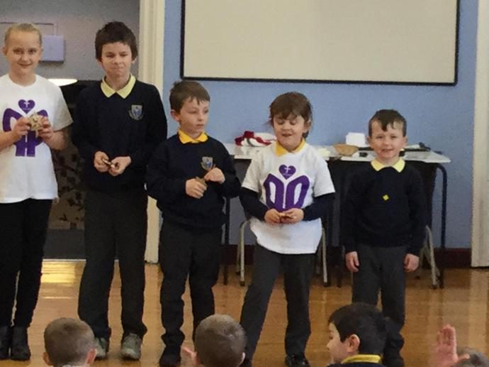 Trophy Award Winners for Kindness