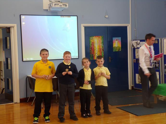 Trophy Winners - resilience