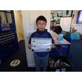 Headteacher award