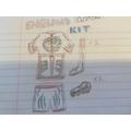 Football strip design