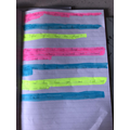 Georgie's colour coded playscript