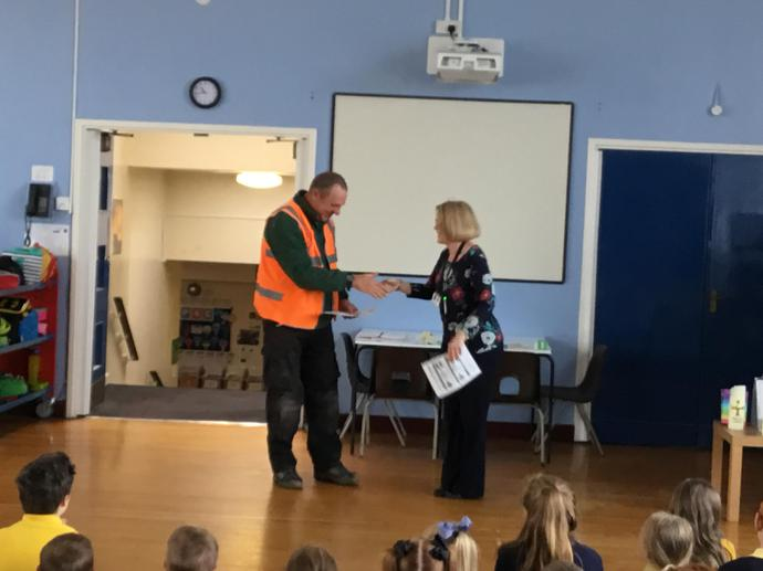 Thank you Rob -the building work is great!