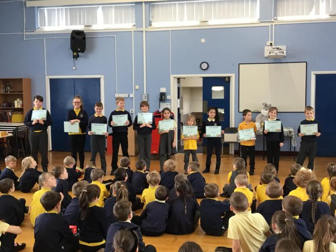 School Council Awards