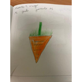 Y3 have been learning about fruit and vegetables in our Hungry Giant topic.