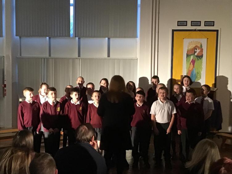 Choir at the Arts Festival