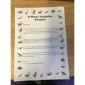 A letter from the Zoo!