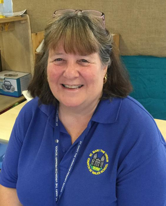 Tracy - Higher Level Teaching Assistant