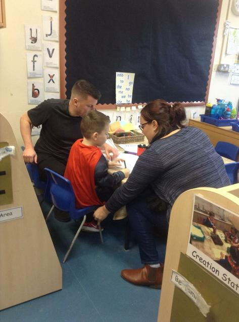 """a very helpful session regarding understanding of maths and how to help children at home"""