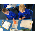 In Maths we learnt about properties of 3D shapes