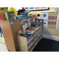 Our Maths provision area