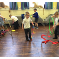 Learning about circus skills as an art