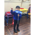 Circus School - We learnt how to spin plates