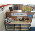 Our writing provision area