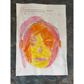 In Art we learnt how colours can represent emotions