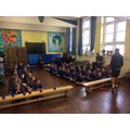 House Boccia Competition